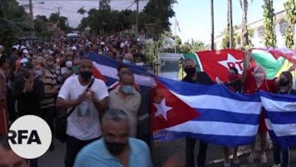 Người Việt trong nước trước tin biểu tình đòi dân chủ ở Cuba?