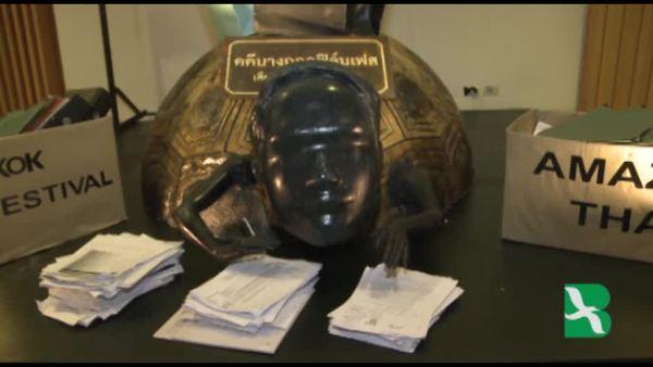 Bangkok Exhibit Highlights Thailand's Endemic Corruption