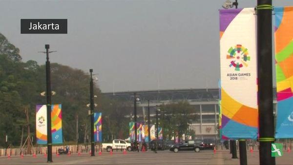 Menjelang Asian Games, Latihan Keamanan Anti-Teror Digelar