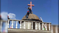 China Parishioners Resist Church Cross Dismantling