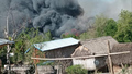 Fire Razes Myanmar Village, Killing Four Elderly Residents