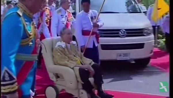 Beloved Thai King Dies After Long Illness