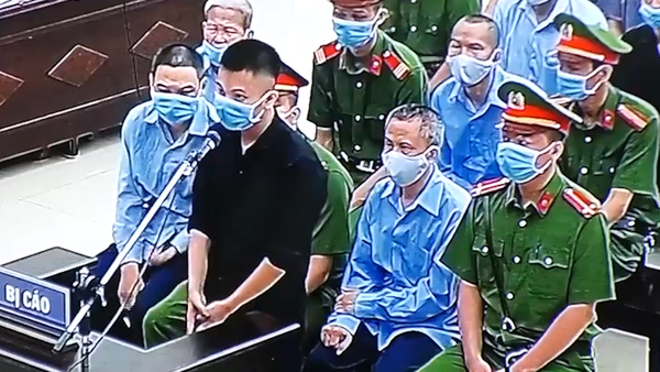 Vietnam Court Gives Two Brothers Death Sentences in Land Dispute Trial