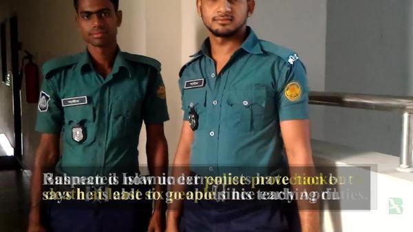 Dhaka Professor Under Death Threat Explains Niqab Comments