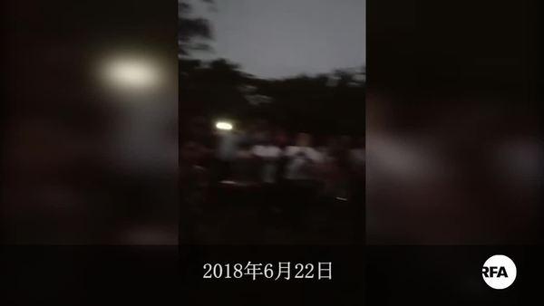 万名便衣及特警殴打抓捕 各地老兵纷赴镇江增援