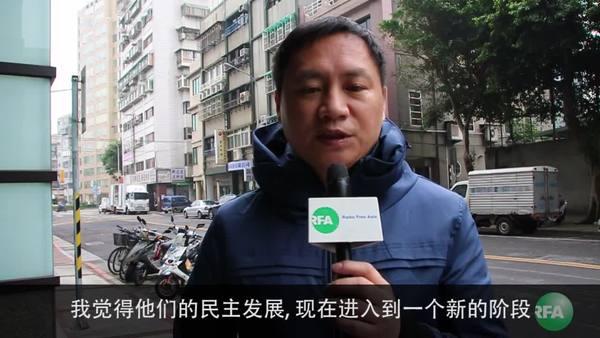王丹:民眾導向政治 香港真選舉終可見