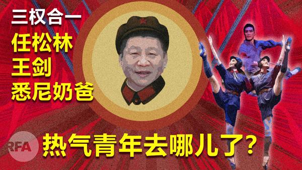 中国热气青年去哪儿了?|三权合一