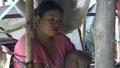 Economic Migrants From Myanmar Survive On A Trash Dump