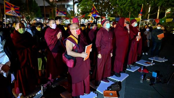Tibetans Around the World Mark Uprising Day
