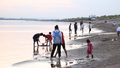 Severe Drought Reduces Mekong Water Levels