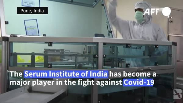 Inside the World's Biggest Vaccine Production Hub
