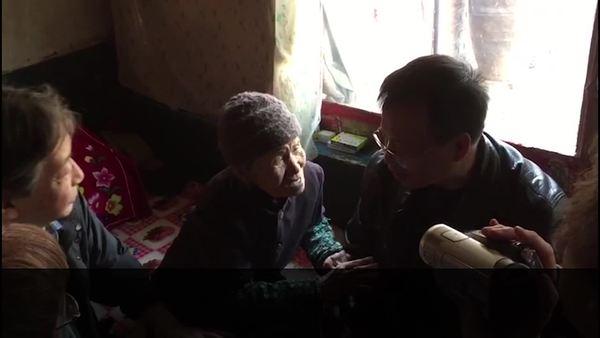 日本团体关注慰安妇问题 定期赴华探望