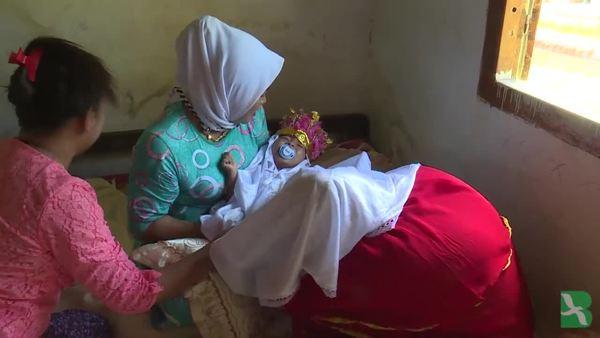 Tradition of Female Circumcision Fuels Debate in Indonesia