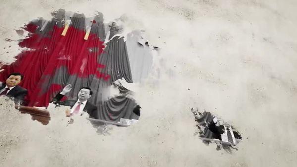 【中國與世界】控中共播毒 林鄭禍港 世界公民度橋揚正氣