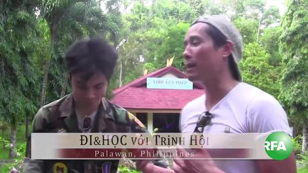 Làng Việt Nam tại Palawan, Philippines