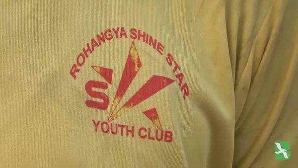 In Delhi Streets, Rohingya Football Players Shine