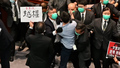 Scuffle Erupts on Floor of Hong Kong Legislature