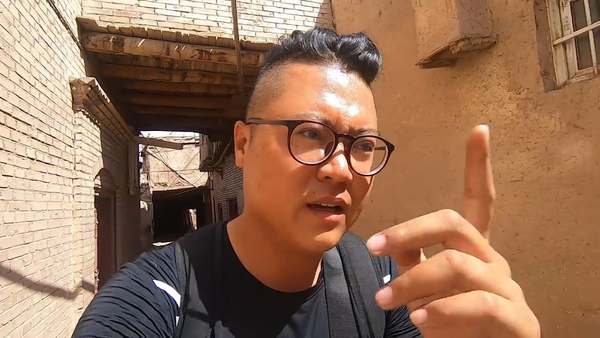 "Rare Visit to Ancient Kashgar Reveals Uyghur ""Ghost Town"""