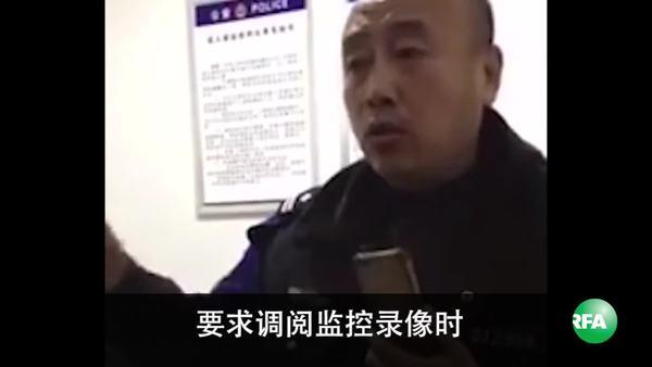 江天勇父委律师再报案 警方索父子关系证明