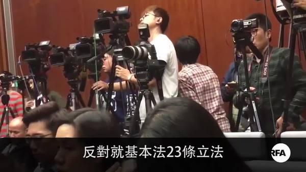 """""""長毛""""梁國雄正式宣佈有意參選特首"""