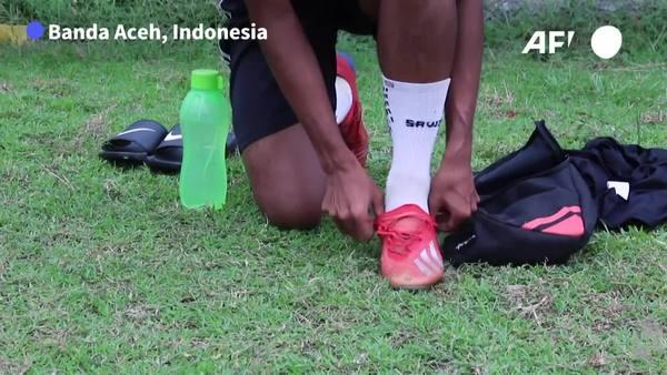 Coronavirus Hits Indonesian Footballers Hard