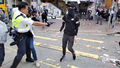 Hong Kong Police Shoot Unarmed Protesters