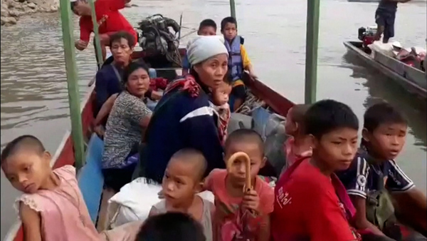Refugees Fleeing Myanmar to Thailand Driven Back, Advocacy Group