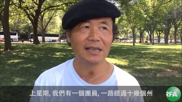 專訪六四雕塑家陳維明