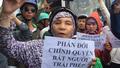 Vietnam Protesters Demand Activist's Release