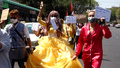 Creative Outfits on Myanmar Streets as Anti-Coup Demonstrations Continue