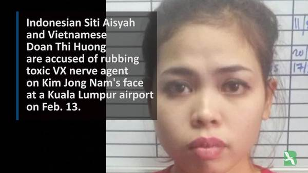 Kim Jong Nam Murder Trial to Open in Malaysia