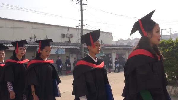 College Grads in Kachin State Face Uncertain Future