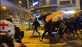 Protesters, Police Clash in Night of Chaos in Hong Kong