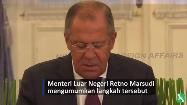 Rusia, Indonesia Tingkatkan Hubungan