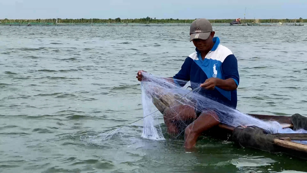 Fishermen's Livelihoods in Jeopardy as Government Develops Phnom Penh's Boeung Tamok Lake