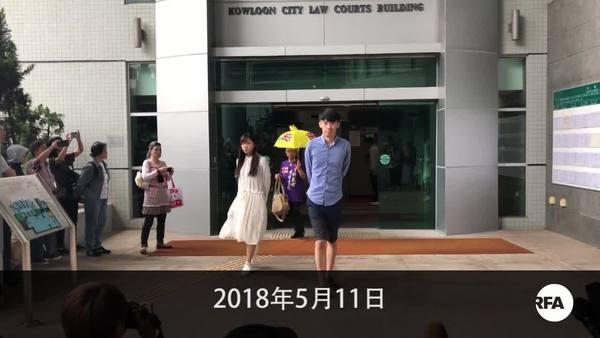 梁游冲击立法会  非法集结罪成下月判刑