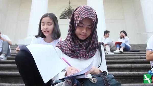 Jakarta Students Take Tolerance Tour