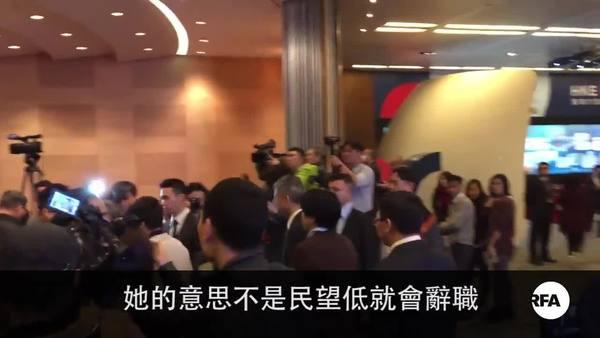 曾鈺成透露參選特首被勸退