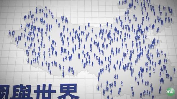 """【中國與世界】面對強權敢於說""""不""""---談中港兩地人抗爭的牽繫與守望"""