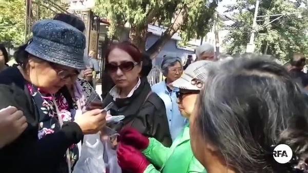 十九大前强力维稳 逾200北京访民多受阻