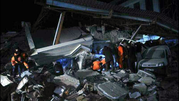 At Least Seven Killed in Powerful Sichuan Earthquake