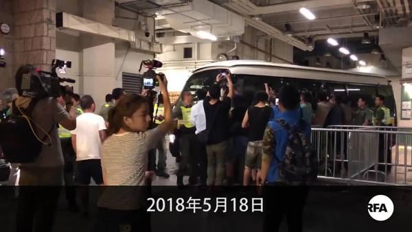 旺角暴動案裁決 梁天琦暴動罪成立 煽惑暴動不成立