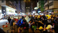 Turmoil on Hong Kong Streets