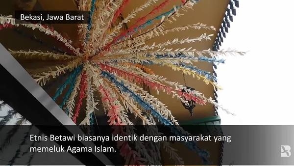 50 Tahun Pernikahan Beda Agama di Kampung Sawah