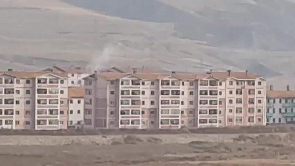 중국 도문에서 바라본 북한 남양의 모습