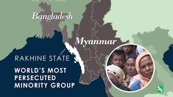 Myanmar's Rohingya: 'The World's Most Persecuted Minority Group'