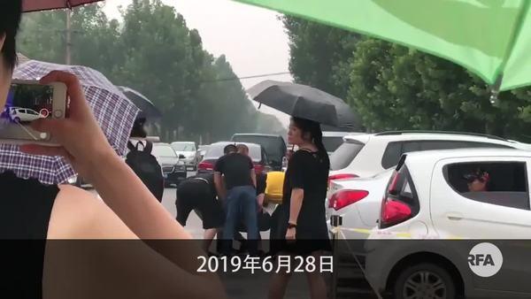 王全璋被關4年首見家人   反應遲緩判若兩人