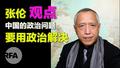 张伦教授 (上) :中国的政治问题最终要用政治解决 观点