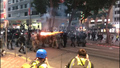Violent Clashes in Hong Kong as China Marks 70 Years of Communism