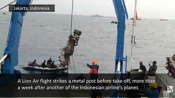 Indonesia: Another Lion Air Plane Involved in a Mishap